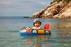 I love sea Stock Photos