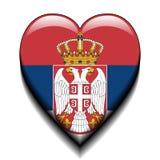 I love Serbia Stock Photos