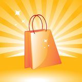 I love shopping Royalty Free Stock Images