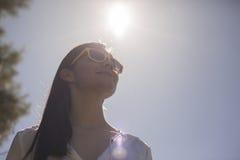 I love sunny days! Stock Photo