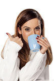 I love tea Royalty Free Stock Images