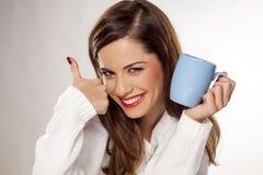 I love tea Royalty Free Stock Photography