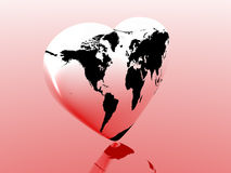 Free I Love This World Stock Images - 7963834