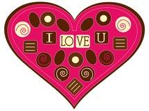 I Love U Stock Image