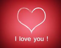 I love you Stock Photo