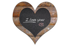 I love you. Royalty Free Stock Photography