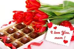 I love You mom Royalty Free Stock Photos