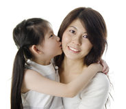 I love you mummy! Stock Photography