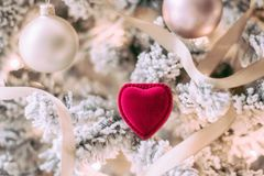 I'm Dreaming Of A White Christmas - Holiday Gift For Her stock photo