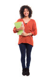 I'm a Happy Student ! Royalty Free Stock Image