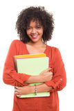 I'm a Happy Student ! Stock Photo