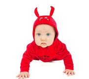 I'm a little devil! Royalty Free Stock Images