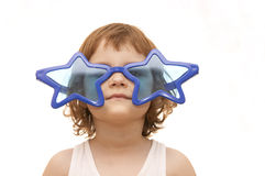 I'm a star! Royalty Free Stock Photo