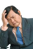 I�m so tired! Stock Photography