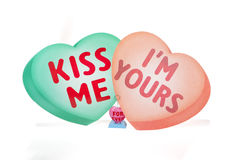I'm Yours Stock Image