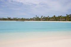 I Maldives 10 Fotografie Stock Libere da Diritti