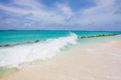 I Maldives Immagini Stock