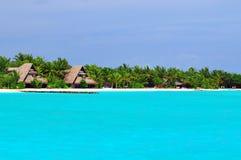 I Maldives, benvenuto al paradiso! Immagini Stock Libere da Diritti