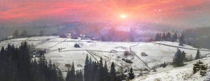 I Mars-April efter en vinter Royaltyfria Bilder