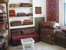I mattan shoppa Royaltyfri Fotografi