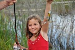 I miei primi pesci Fotografie Stock