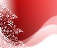 I migliori precedenti dell'albero di Natale con la riflessione Fotografia Stock Libera da Diritti