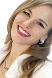 I milione sorrisi del dollaro! Fotografie Stock Libere da Diritti