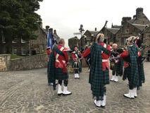 I militari reali di Edimburgo tatuano Immagini Stock Libere da Diritti