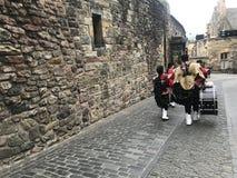 I militari reali di Edimburgo tatuano Fotografie Stock Libere da Diritti