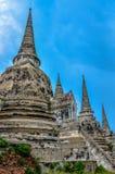 I molti pagoda Fotografia Stock