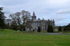 I motivi che circondano la proprietà terriera di Adare in contea di Limerick Fotografia Stock