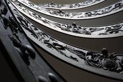 I musei del Vaticano fotografia stock