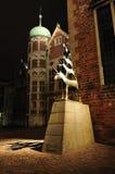 I musicisti della città di Brema in Germania Immagini Stock