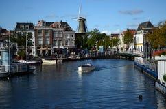 I Nederländerna Royaltyfri Bild