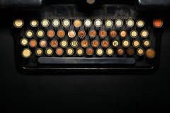 I NEED A BREAK typewriter metaphor Royalty Free Stock Images