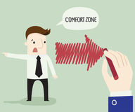 I need comfort zone Stock Images