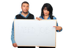 I need job Stock Images