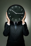 I need more time... Royalty Free Stock Images