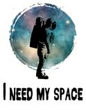 I need my space design Royalty Free Stock Photography