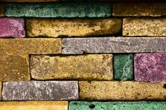 I nero di pietra colorati Fotografie Stock Libere da Diritti