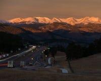 I-70 occidental Images libres de droits