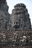 Lord Buddha, the one who watches from the Above stock photography