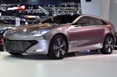 I-oniq concept car Stock Images