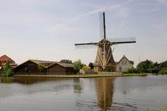 I Paesi Bassi Fotografia Stock Libera da Diritti