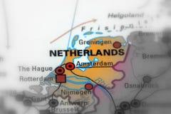 I Paesi Bassi, anche conosciuti senza formalità come Olanda immagine stock libera da diritti