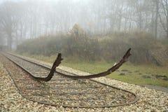 I Paesi Bassi del monumento di olocausto Fotografie Stock
