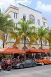I Paparazzi Restaurant, South Beach Royalty Free Stock Photos