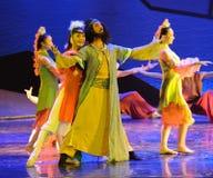 I pascoli del re- ballano il dramma la leggenda degli eroi del condor Immagine Stock Libera da Diritti