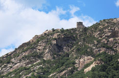 I passaggi della Grande Muraglia Fotografie Stock Libere da Diritti