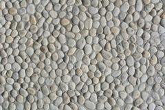 I pavimenti della pietra del ciottolo Fotografia Stock Libera da Diritti